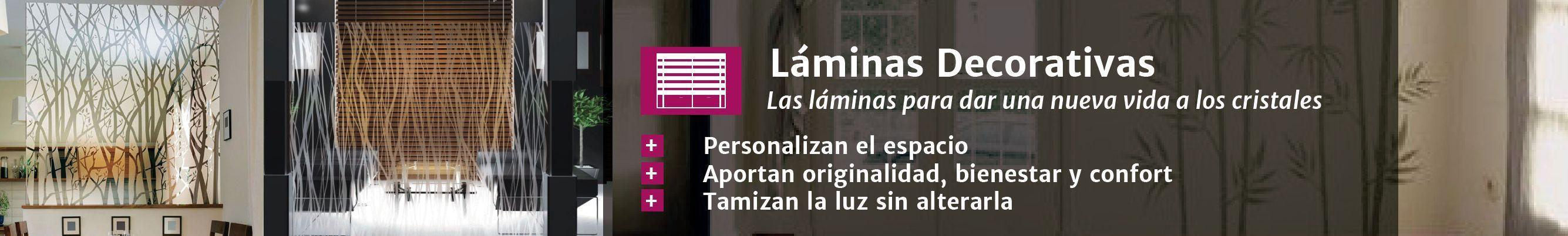 Láminas sdecorativas en Laminotech