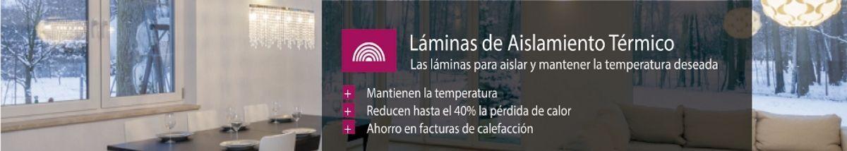 Láminas de aislamiento térmico en Laminotech