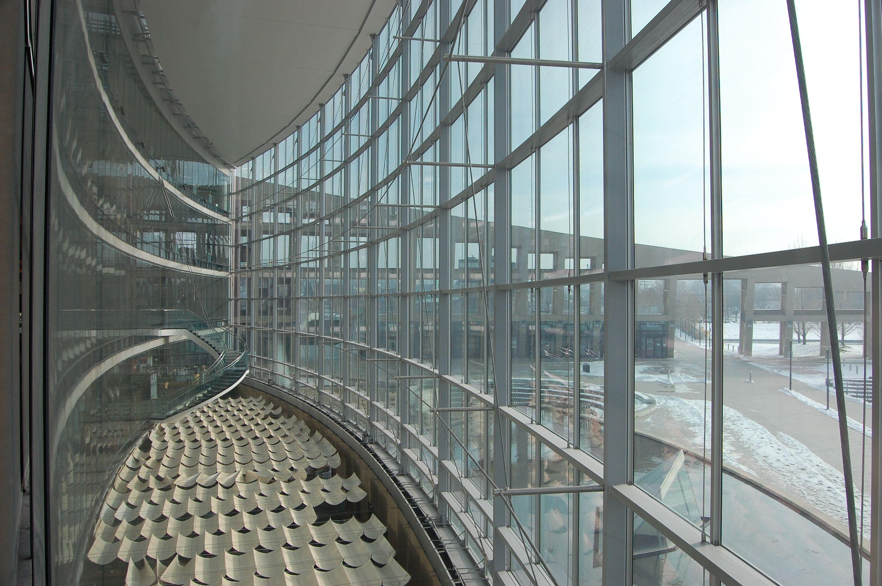 Edificio The lens
