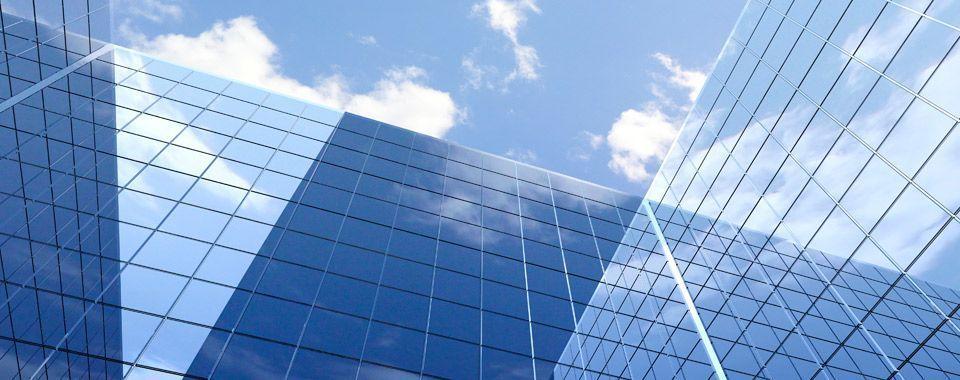 Láminas Estéticas para Edificios azulada