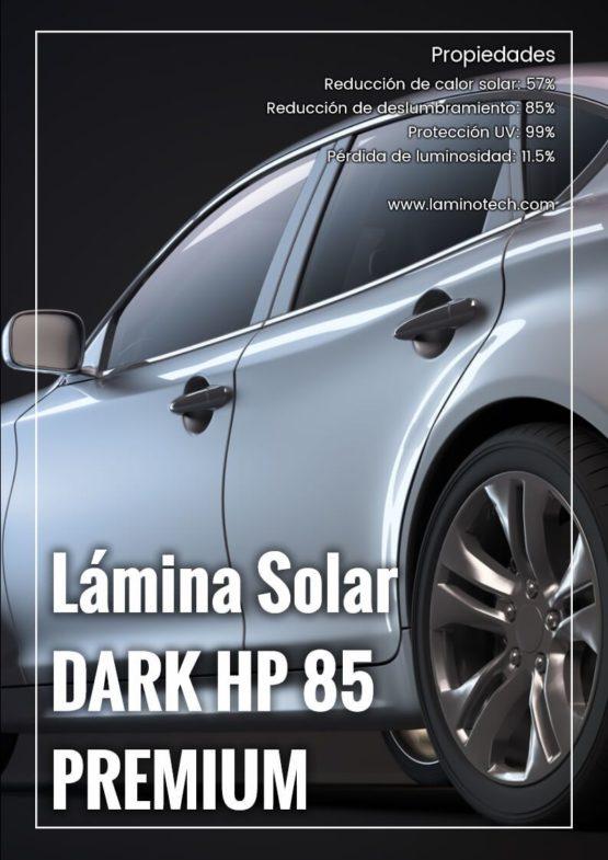 Lámina Solar Dark HP 85 Premium.