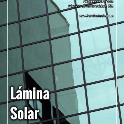 Lámina solar Green 80 LTX