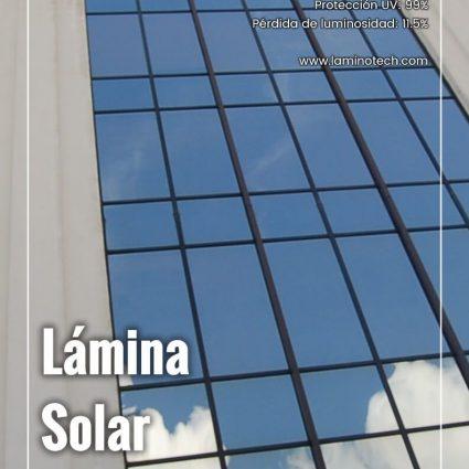Lámina Solar Platinum 80 VTX.