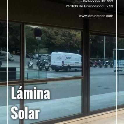 Lámina solar Blue 80 LT
