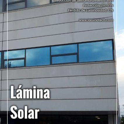 Lámina solar Blue 80 LTX
