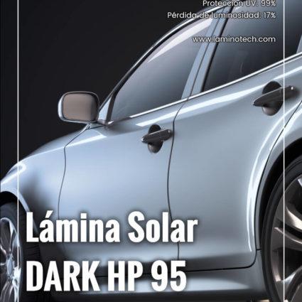 Lámina Solar Dark HP 95 Premium.