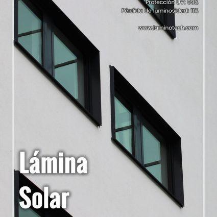 Lámina solar Green 80 LT