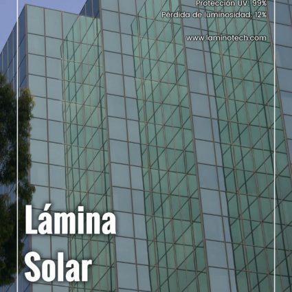 Lámina Solar Green 80 VT.