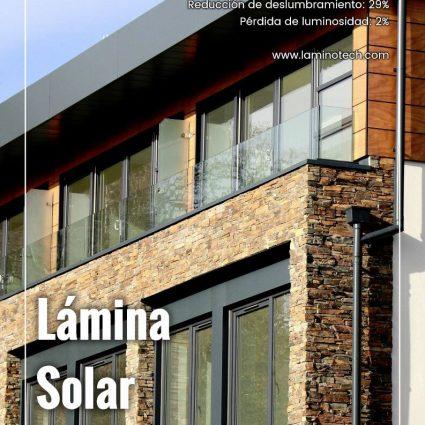 Lámina Solar Selective 33 ST.
