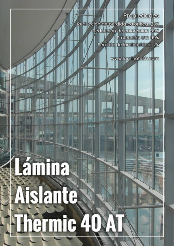 Lámina Aislante Thermic 40 AT.