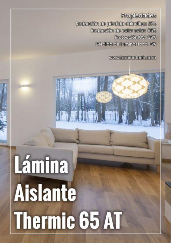 Lámina Aislante Thermic 65 AT.