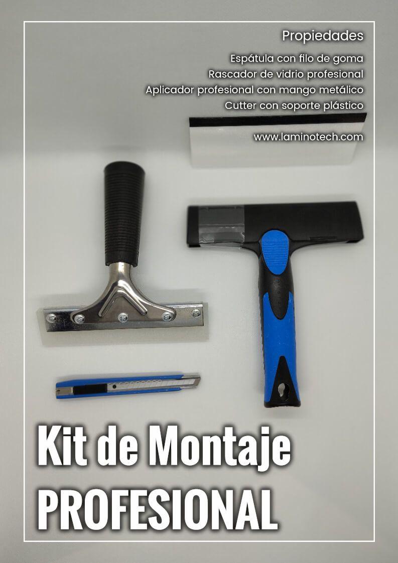 Kit de Montaje Profesional