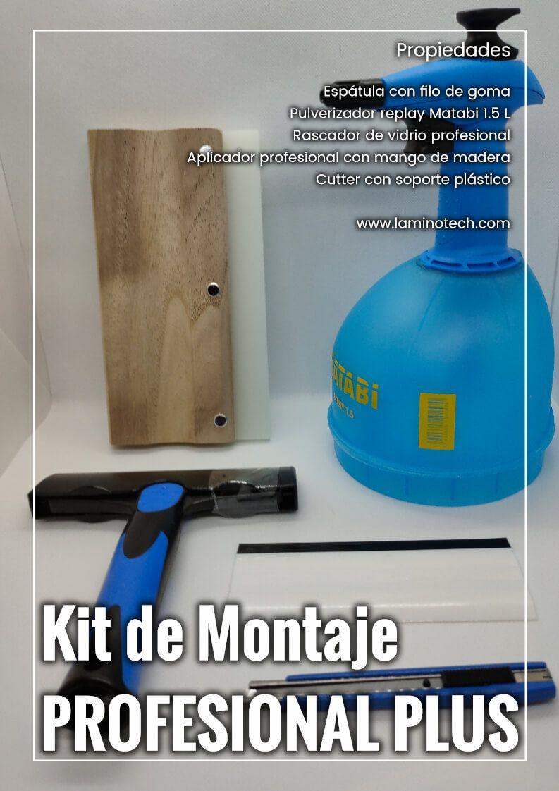 Kit de Montaje Profesional Plus