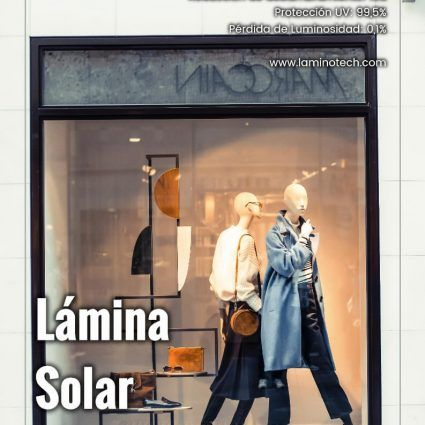 Lámina solar Clear 100 UT