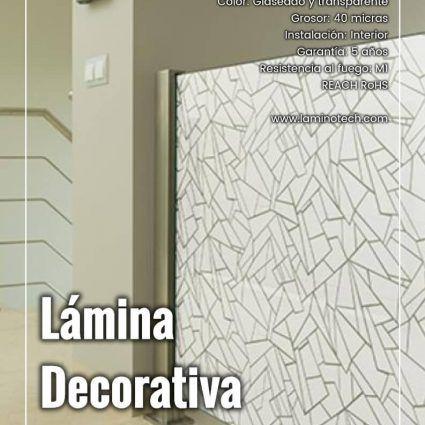 Lámina Decorativa Collage