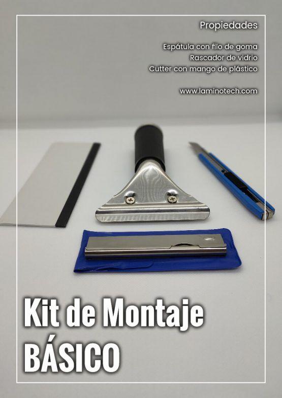 Kit de Montaje Básico